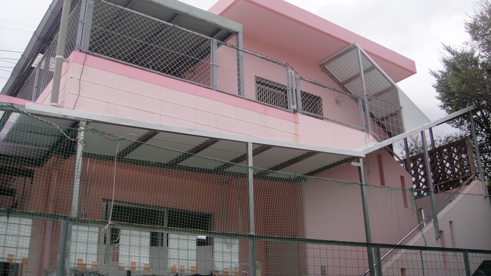 沖縄県南風原町の北丘学童