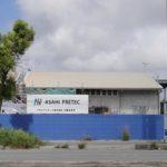 沖縄 糸満工場建設 アサヒプリテック様